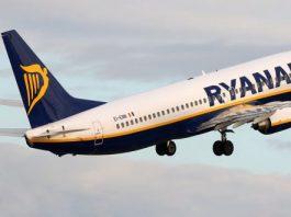 Ryanair flight makes emergency landing at East Midlands Airport after losing wheel