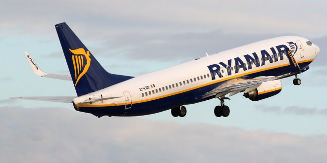 Ryanair flight from Alicante-Elche to Manchester forced to make u-turn due to technical incident