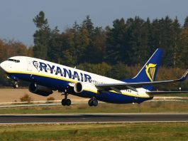 Ryanair cancel 40 to 50 flights each day for the next six weeks