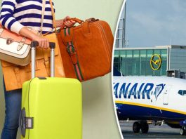 Ryanair explain their new baggage policy in easy-to-understand video