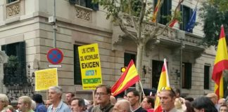 VOX files complaint against the table of the Parliament of Catalonia and against the Government of the Generalitat