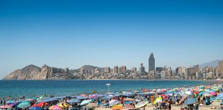 Record-breaking number of tourists visit Spain