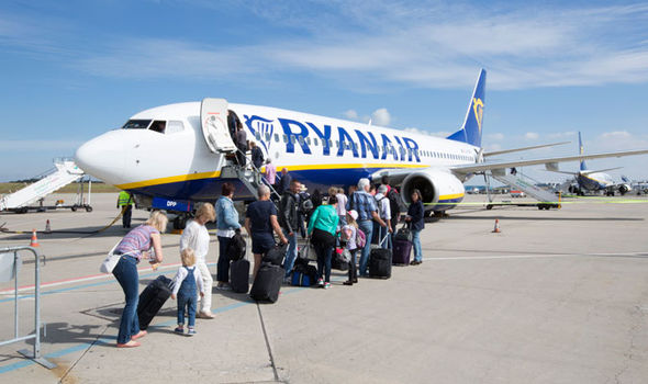 Ryanair customers to pay to carry wheelie bags on board flights