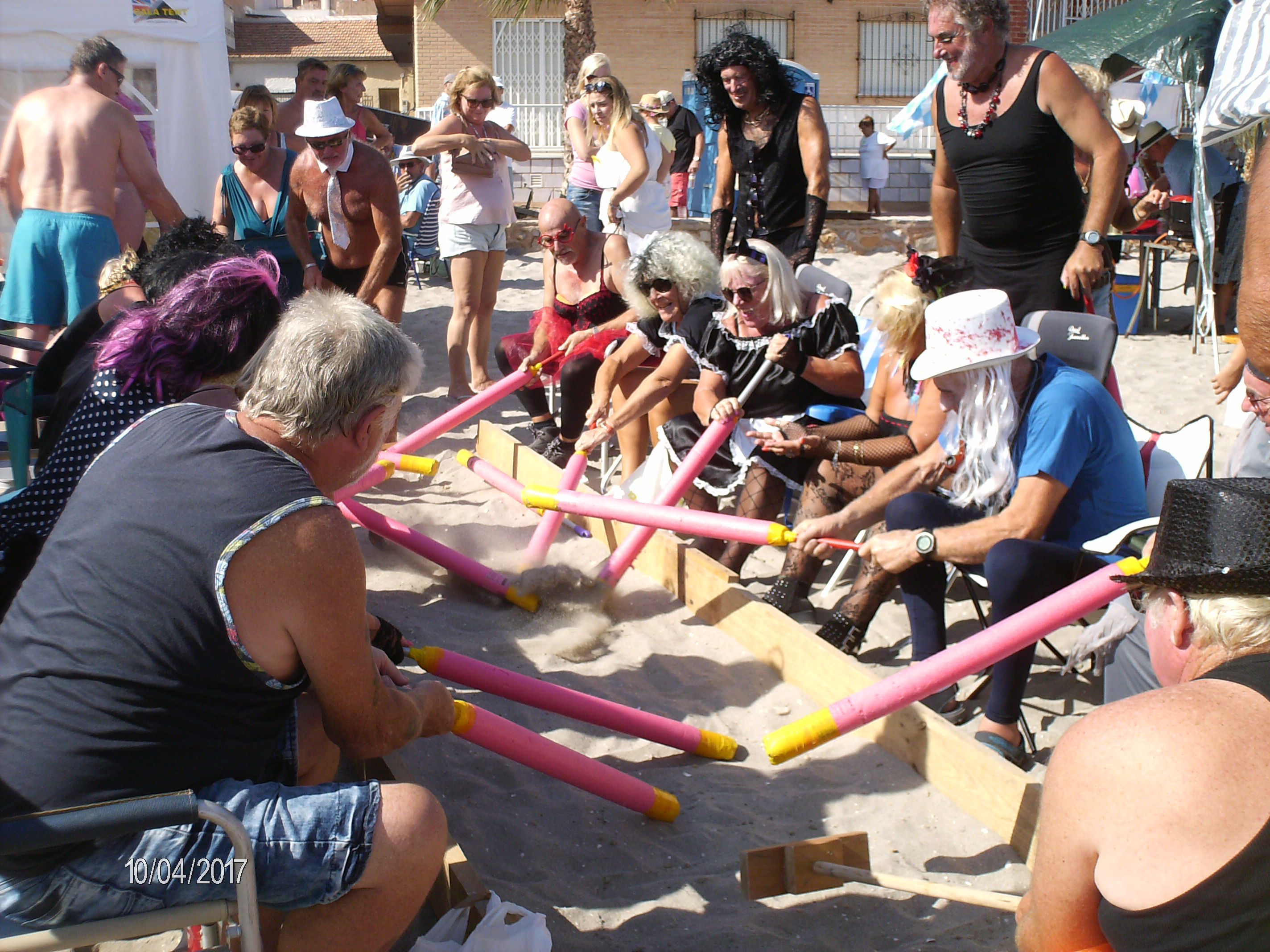 SAMM Members Party at Caldero Day
