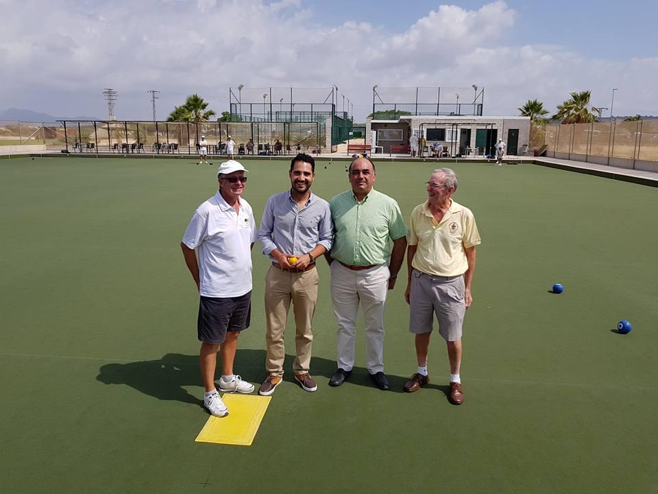 Lawn Bowls Open Day at Vistabella