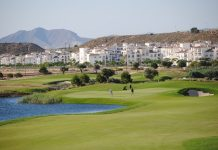 Spanglish Golf Society at Hacienda Riquelme