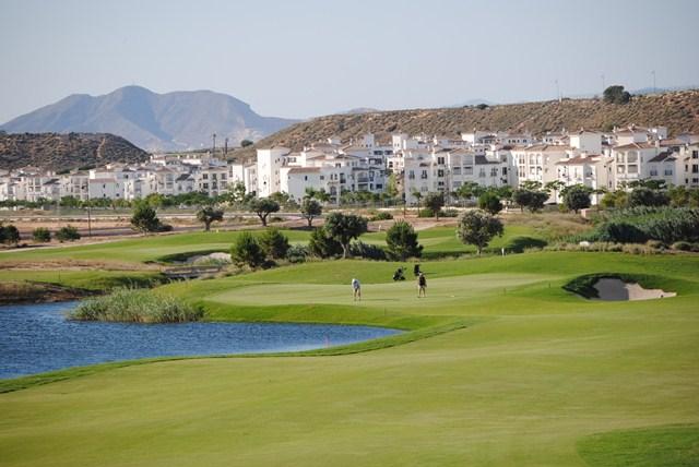 Spanglish Golf Society at Hacienda Riquelme