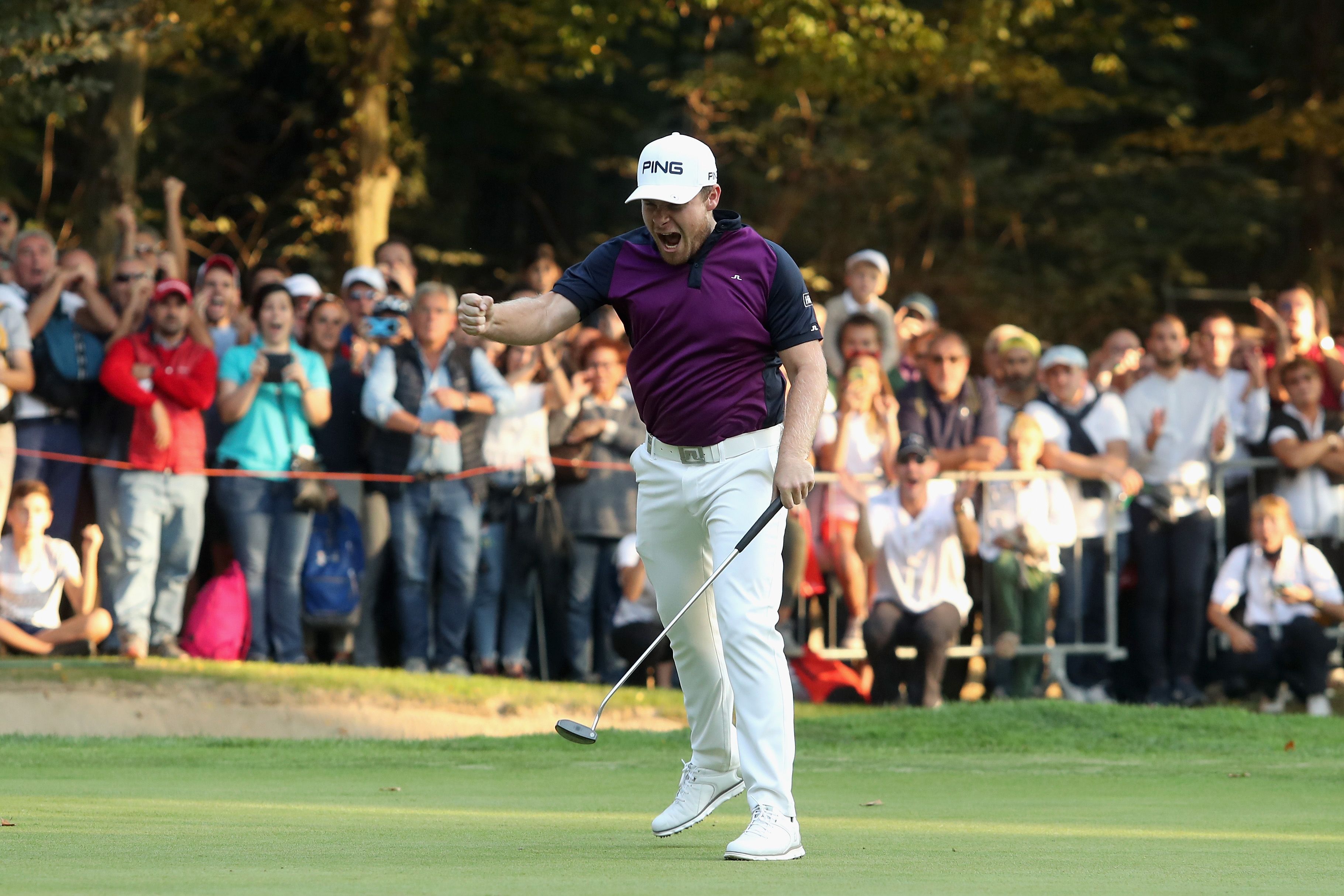 Hatton clinches thrilling victory at Italian Open