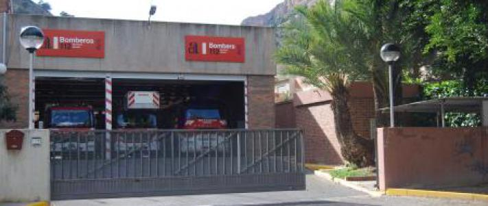 Sites under consideration for new Orihuela Fire Station