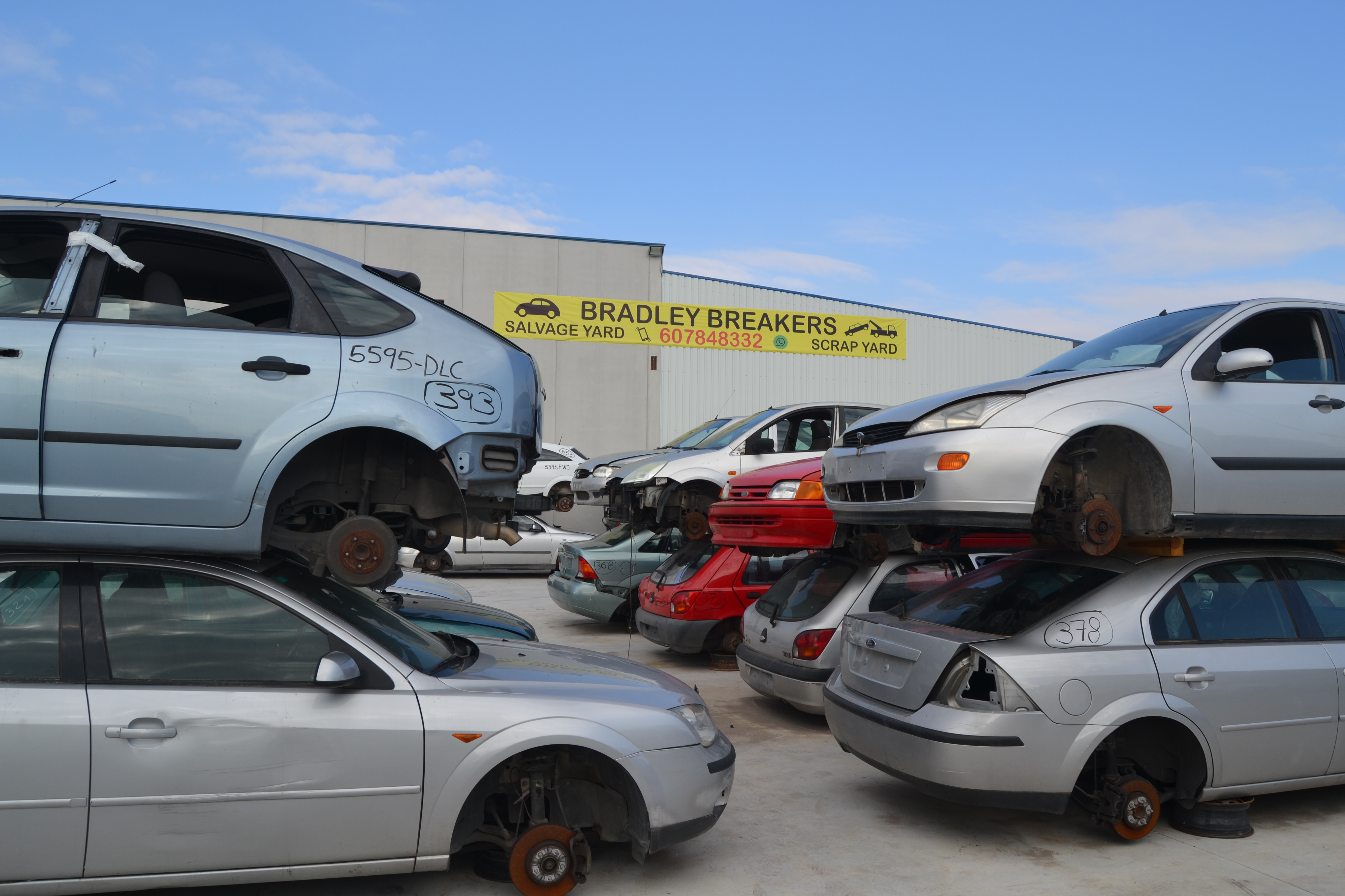 The LEGAL way to scrap your vehicle - The Leader Newspaper