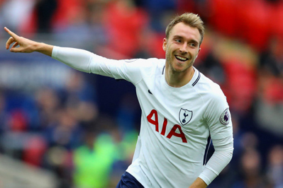 Christian Eriksen -SOURCE: DAILYSTAR
