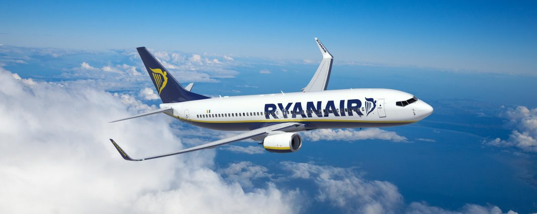 RAF jets scrambled after 'bomb' note found in Ryanair plane toilet