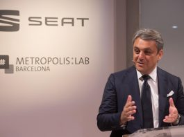 SEAT President Luca de Meo and Head of Lab Jose Nascimento give insights into future projects for improving the urban mobility of tomorrow