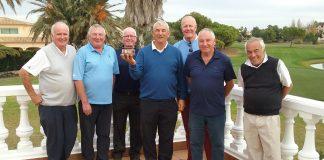 Pego Golf Society compete for Copa De Escocia