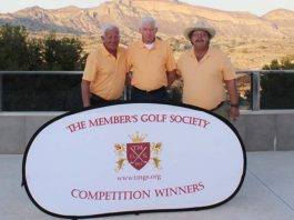 Photo: Bronze category winners.