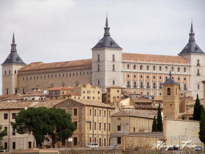 The Alcazar of Toledo, or the Toledo Fortress.