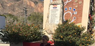 Remembering the 17 republicans shot in 1939 in Orihuela cemetery