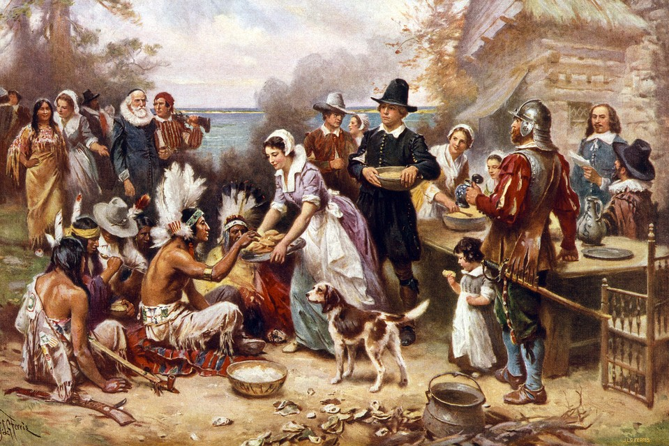 Very soon people all over the United States will celebrate what they believe to be the first ever Thanksgiving in 1621