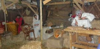 Christmas Fair with Live Nativity Scene in Benigembla