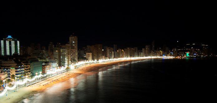 Benidorm by Night