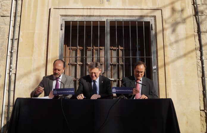 Old Courthouse building returned to Orihuela council use