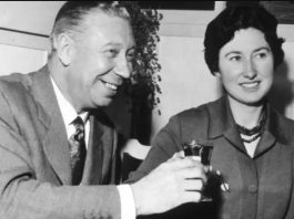 George Formby and Pat Howson