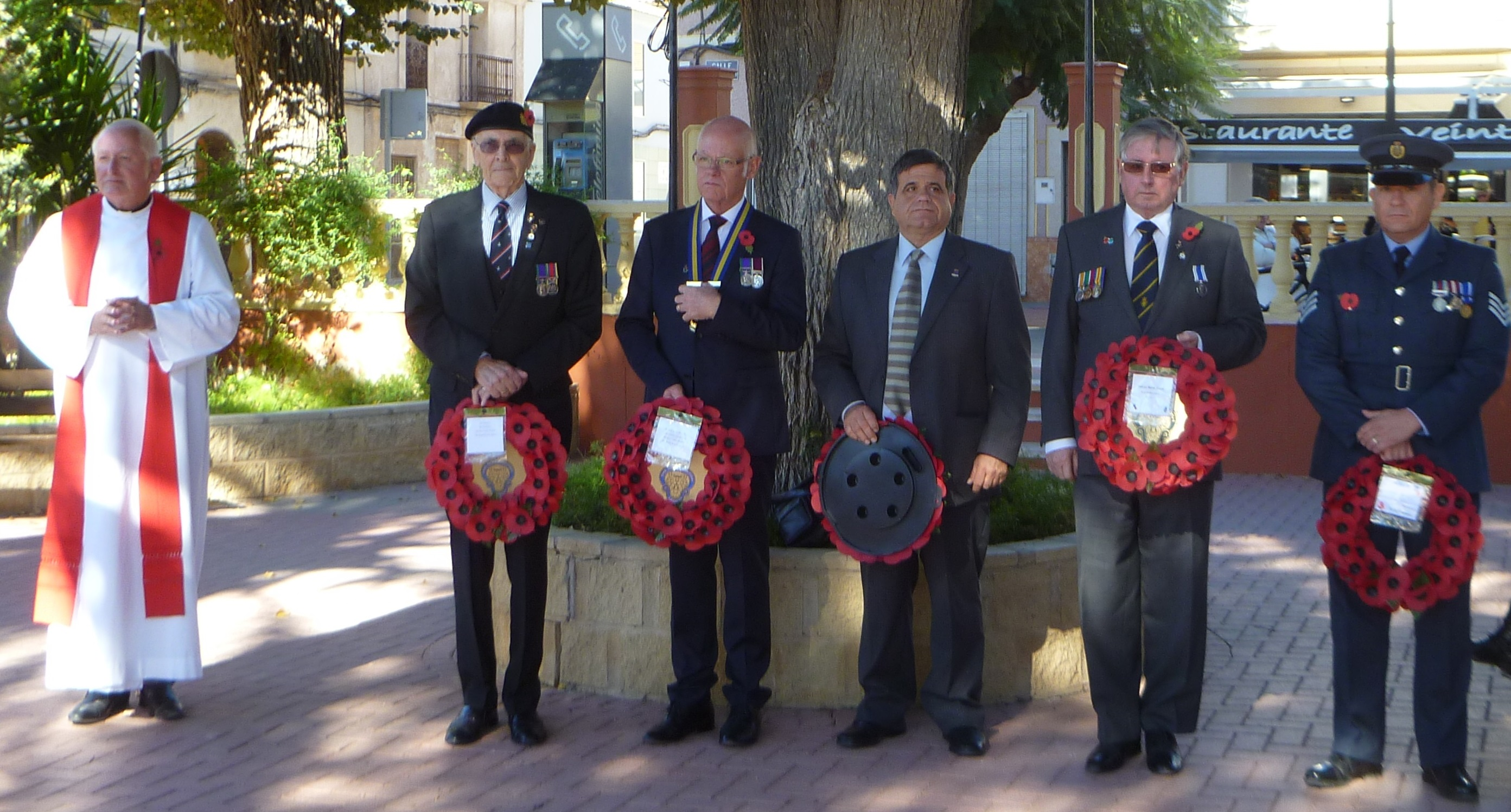 Hond N Valley Branch Of The Royal British Legion The Leader  # Muebles Hondon De Los Frailes