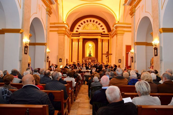 Advent concert in San Miguel de Salinas
