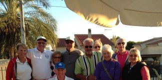 La Marina Golf Society Poppy Day Competition