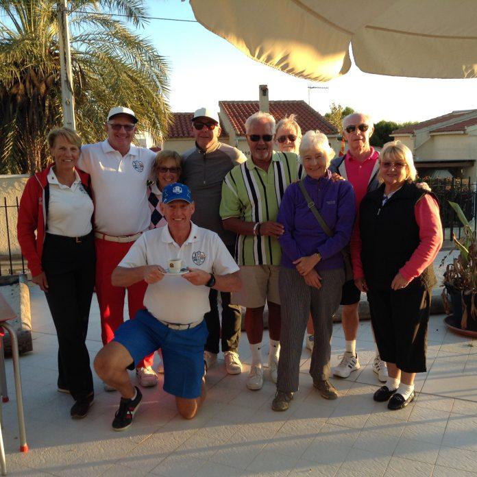 La Marina Golf Society Poppy Day Competition