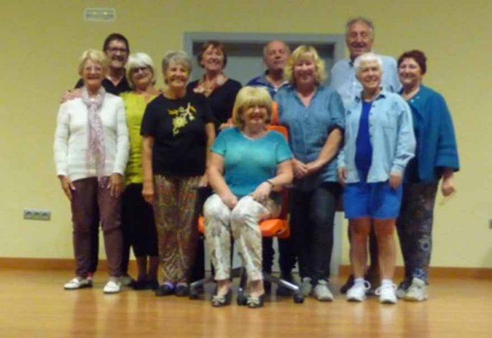 Rojales Pantomime group