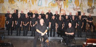 Orihuela Costa Male Voice Choir.