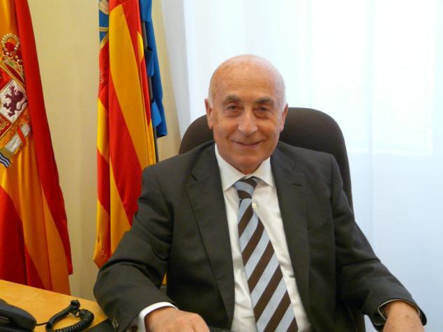 José Cholbi Diego is the Sindic in Valencia