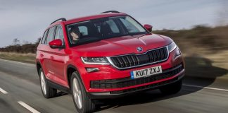 Unbeatable Škoda Kodiaq storms to victory in the 2017 Topgear Magazine Awards