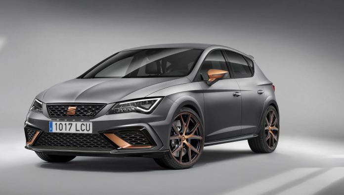 SEAT confirms pricing, specification and UK allocation of exclusive Leon Cupra R