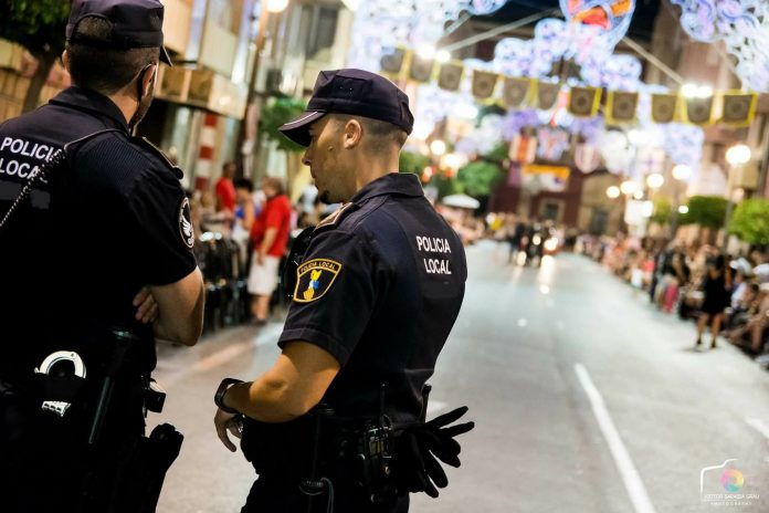Torrevieja gets approval to move police from front line duties