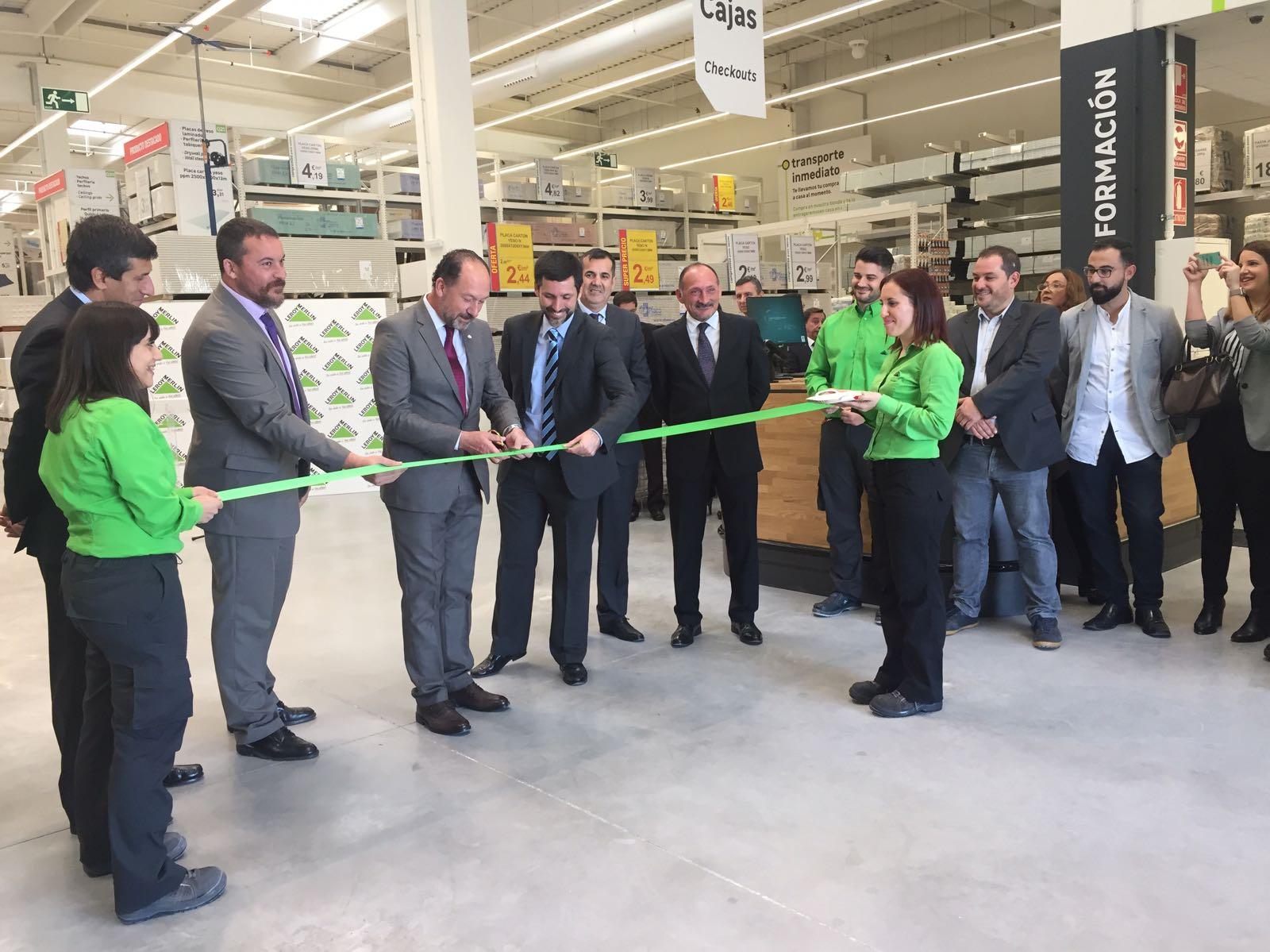 Leroy Merlin Opens New Building Supplies Store On Orihuela