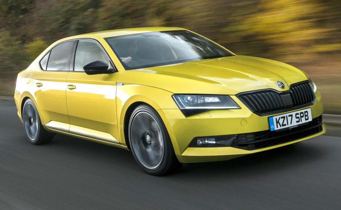 Škoda fleet proves its superb credentials once again