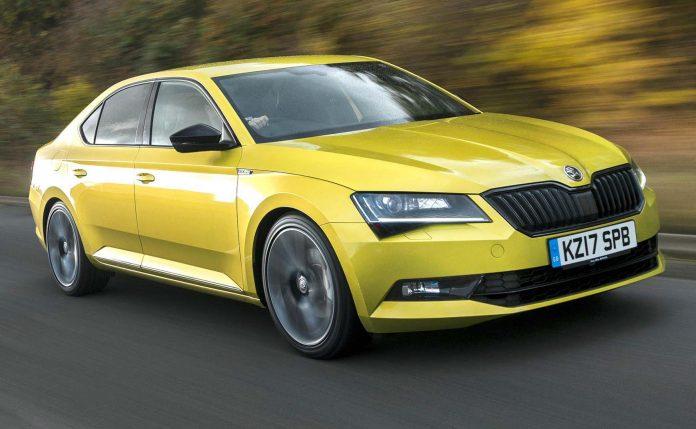 Škoda fleet proves its superb credentials once again