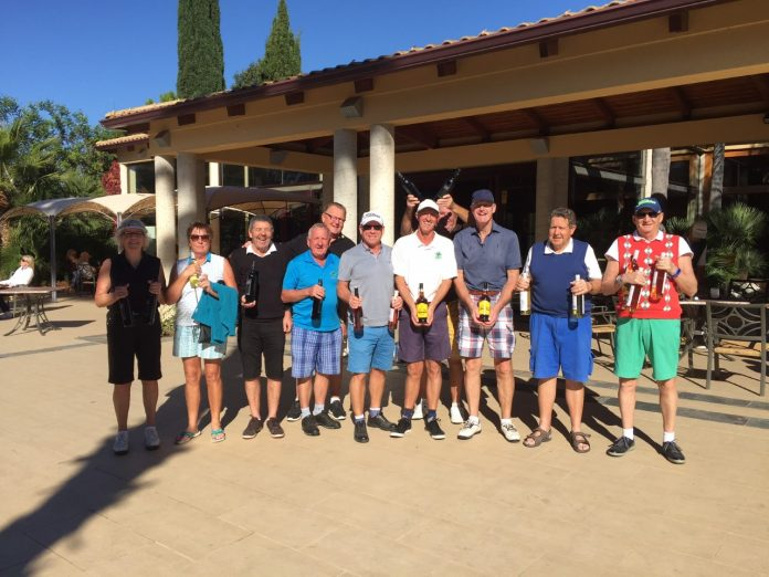 El Plantio 2 Golf Society by David Swann