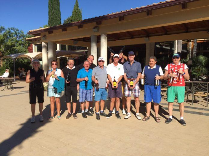 El Plantio 2 Golf Society by David Swann