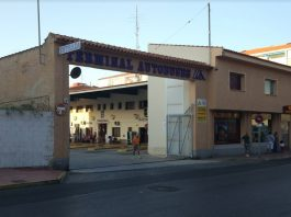 """Serious Deficiencies"" at the Torrevieja bus station"