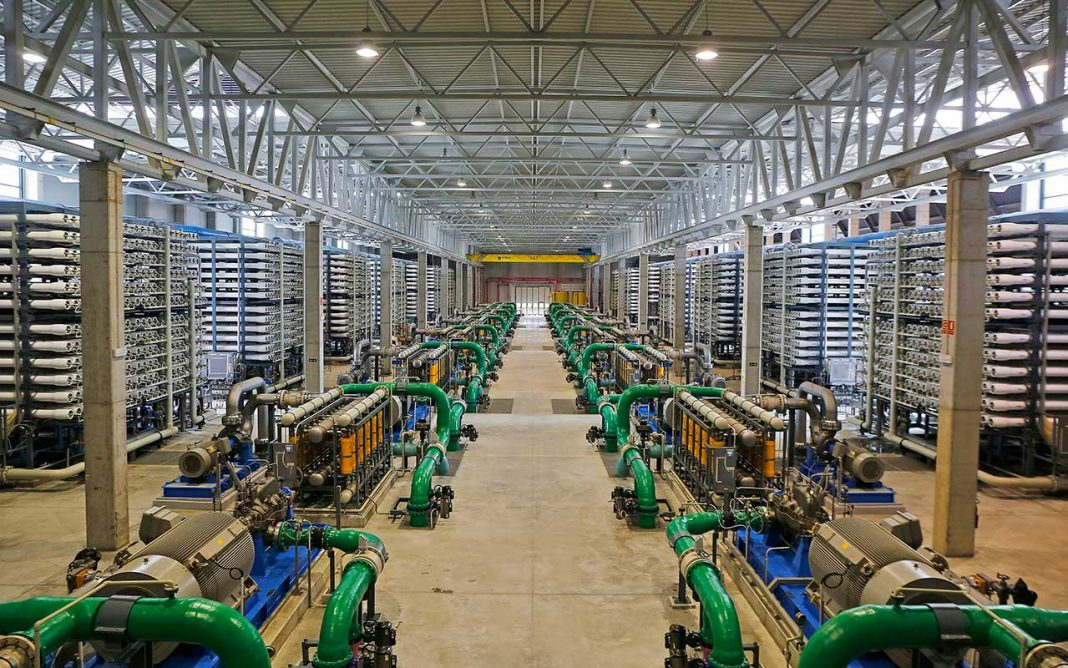 Tagus hydrological plan to include desalinated water