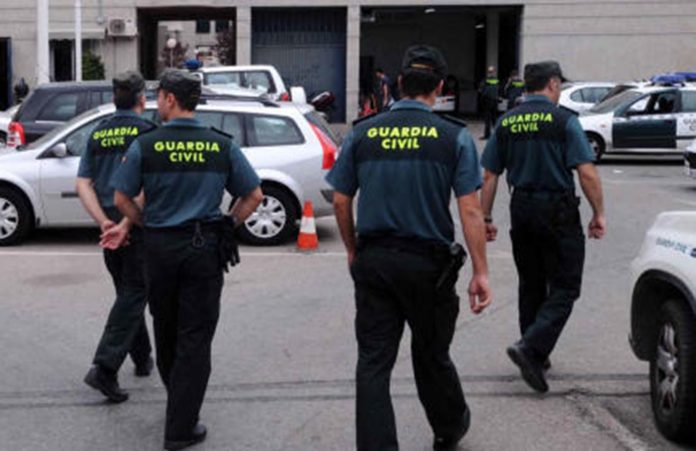 Guardia Civil Officers, Torrevieja