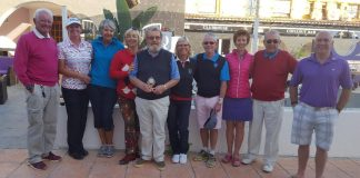If you would like to play with Eurogolf at La Marquesa Tuesdays and Thursdays please visit the website www.eurogolf-quesada.co.uk