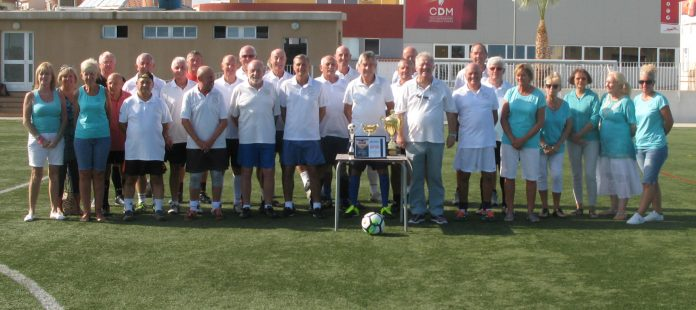 Pride for Walking Football