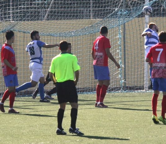Unexpected defeat for Mazarron FC