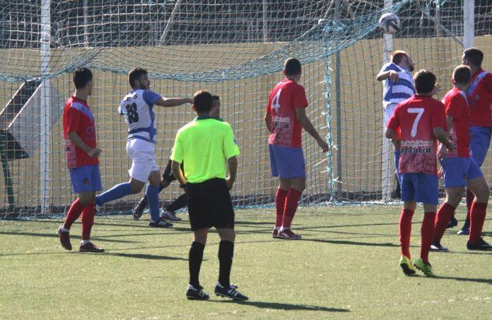 Unexpected defeat for Mazarron FC