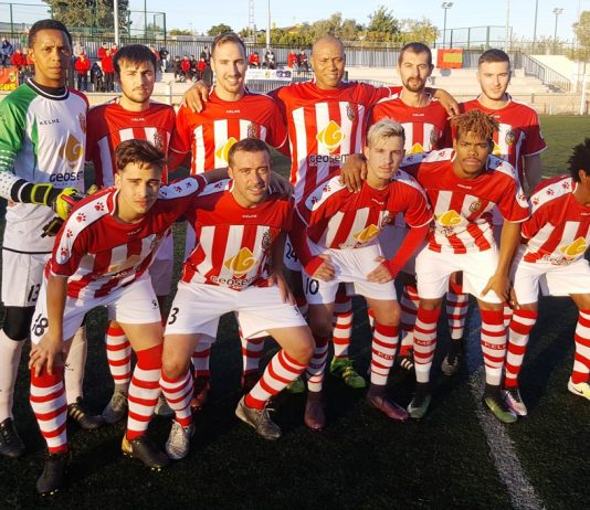 If it is goals you want to see at a football match, Montesinos is certainly the place to see them.
