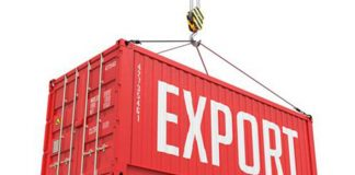 Exports grow by 9.3% to October setting new record